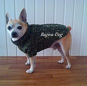 Для домашних животных, handmade. Livemaster - original item Sweater for dogs