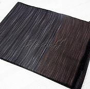 Аксессуары handmade. Livemaster - original item Striped scarf unisex
