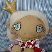 Куклы и игрушки ручной работы. Ярмарка Мастеров - ручная работа Влюбленная принцесса. Handmade.