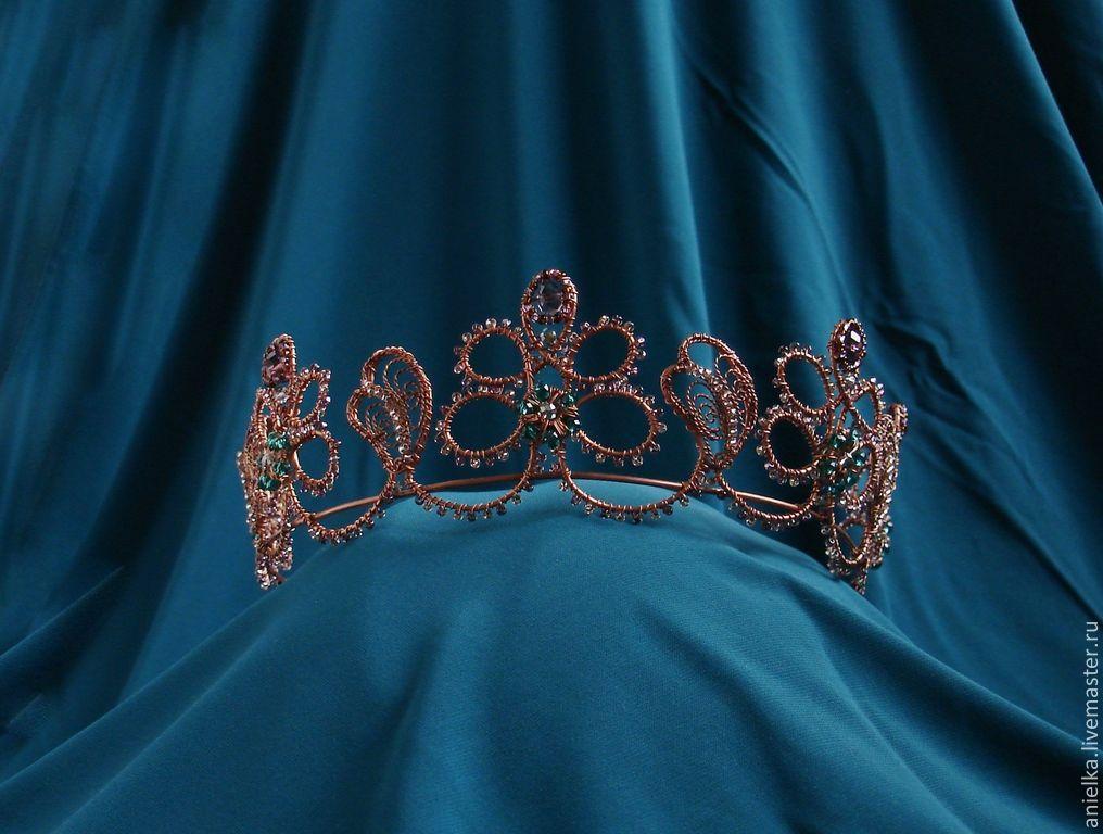 Короны великолепный век своими руками