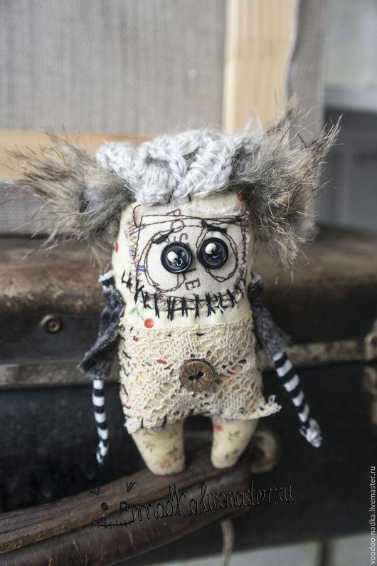 Коллекционные куклы ручной работы. Ярмарка Мастеров - ручная работа. Купить старая кляча). Handmade. Монстр, кукла ручной работы