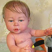 Куклы и игрушки ручной работы. Ярмарка Мастеров - ручная работа Кукла реборн Филипок. Handmade.