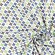 Немецкий хлопок Kleeblume braun. Ткани. Ткани из Германии (Hobbyundstoff). Интернет-магазин Ярмарка Мастеров.  Фото №2
