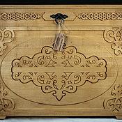 Для дома и интерьера handmade. Livemaster - original item Chest Bereginya max. Handmade.