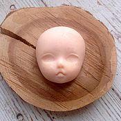 Материалы для творчества handmade. Livemaster - original item Head for the manufacture of dolls.. Handmade.