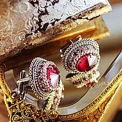 Украшения handmade. Livemaster - original item Cufflinks for men Bogdan. Luxury cufflinks. jewelry for men. Handmade.