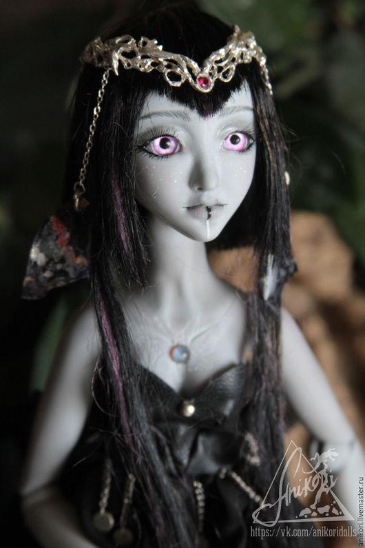 Коллекционные куклы ручной работы. Ярмарка Мастеров - ручная работа. Купить Шая. Шарнирная кукла лимитированной коллекции BJD. Handmade.