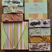 Материалы для творчества ручной работы. Ярмарка Мастеров - ручная работа Коробочка подарочная на одно мыло. Handmade.