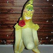 Мыло ручной работы. Ярмарка Мастеров - ручная работа 18+ Мыло ручной работы Банан-хулиган. Handmade.