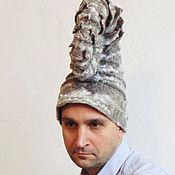 Субкультуры handmade. Livemaster - original item Hat-Ammonite. Handmade.