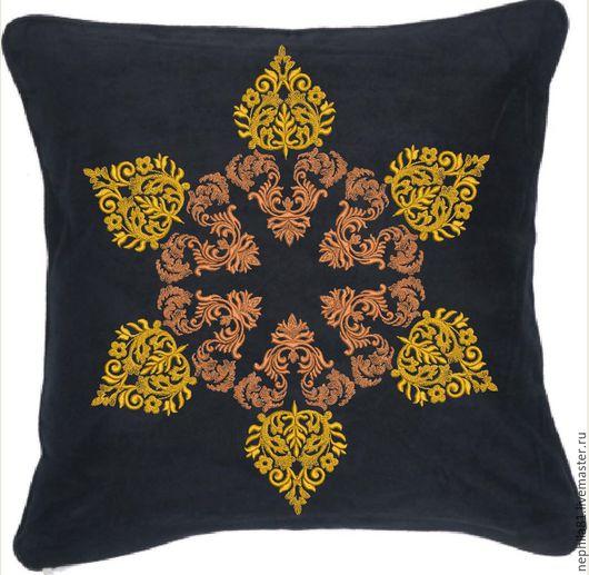 Текстиль, ковры ручной работы. Ярмарка Мастеров - ручная работа. Купить Подушка. Handmade. Декоративная подушка, подарок на любой случай