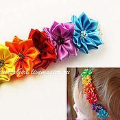 Работы для детей, handmade. Livemaster - original item Headband for girl