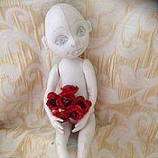 Заготовки для кукол и игрушек ручной работы. Ярмарка Мастеров - ручная работа Заготовка  Кукла. Handmade.