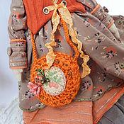 Куклы и игрушки ручной работы. Ярмарка Мастеров - ручная работа Pэйчел- осенняя рапсодия. Handmade.