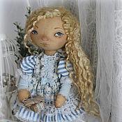 """Куклы и игрушки ручной работы. Ярмарка Мастеров - ручная работа Тыквоголовка""""Анабель"""". Handmade."""