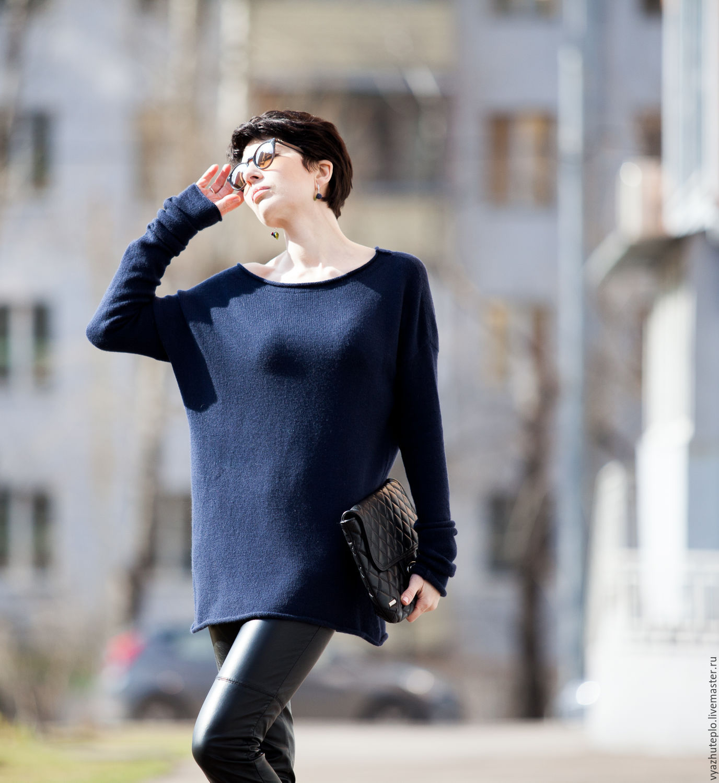 Шарф пуловер доставка