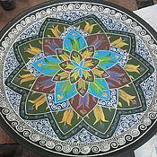 Для дома и интерьера ручной работы. Ярмарка Мастеров - ручная работа Тарелка керамическая гигант. Handmade.