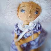 Куклы и игрушки ручной работы. Ярмарка Мастеров - ручная работа Лавандовая Луиза. Handmade.