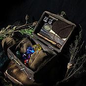 """Сувениры и подарки ручной работы. Ярмарка Мастеров - ручная работа Средний Набор """"Искателя Приключений"""" (VII). Handmade."""