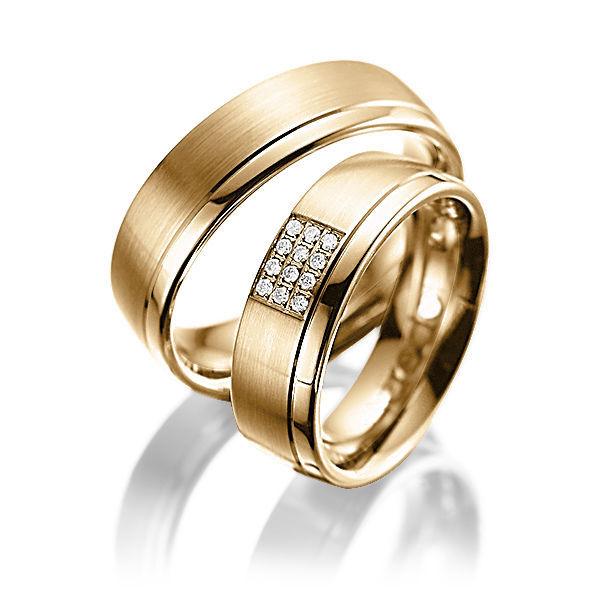 ae4698da6b78 Свадебные украшения ручной работы. Ярмарка Мастеров - ручная работа. Купить  Обручальные кольца Romeo 22 ...