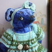 Куклы и игрушки handmade. Livemaster - original item Forget-me-not. Handmade.