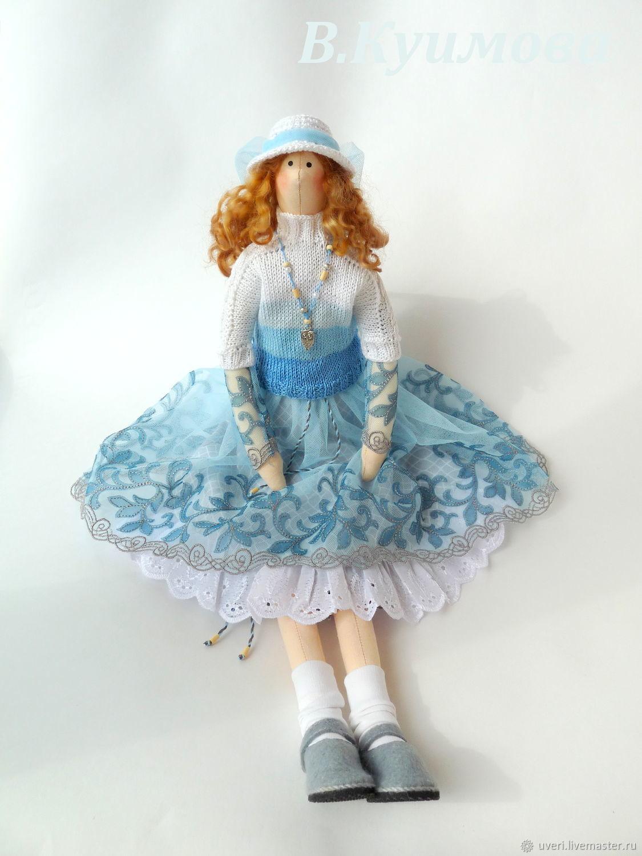Кукла тильда Юлиана (сделана на заказ), Куклы Тильда, Томск,  Фото №1