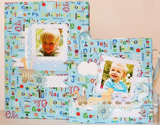 Подарки для новорожденных, ручной работы. Ярмарка Мастеров - ручная работа. Купить Подарочный комплект на рождение:папка для свидетельства и альбом. Handmade. Желтый