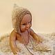 Для новорожденных, ручной работы. Светлая пряжа Noro для фотосессий новорожденных. Наташа Харина. Интернет-магазин Ярмарка Мастеров.