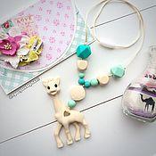 Одежда ручной работы. Ярмарка Мастеров - ручная работа Слингобусы с игрушкой. Handmade.