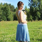 Одежда ручной работы. Ярмарка Мастеров - ручная работа Платье вечернее Секси. Handmade.