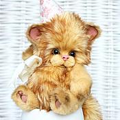 Куклы и игрушки ручной работы. Ярмарка Мастеров - ручная работа пухлячок Сёмка. Handmade.