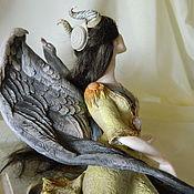 Куклы и игрушки ручной работы. Ярмарка Мастеров - ручная работа Малефисента. Handmade.