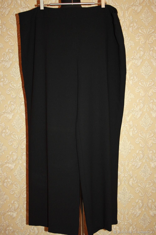 Винтаж: Брюки Marks&Spencer 60-62 размер 90-е, Одежда винтажная, Старая Купавна,  Фото №1