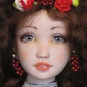 """Куклы и игрушки ручной работы. Ярмарка Мастеров - ручная работа """"Волшебный сад"""" Королева Луиза продана.. Handmade."""