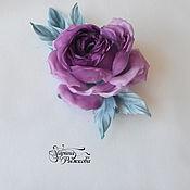 """Цветы и флористика ручной работы. Ярмарка Мастеров - ручная работа Роза """"Каролина"""". Handmade."""