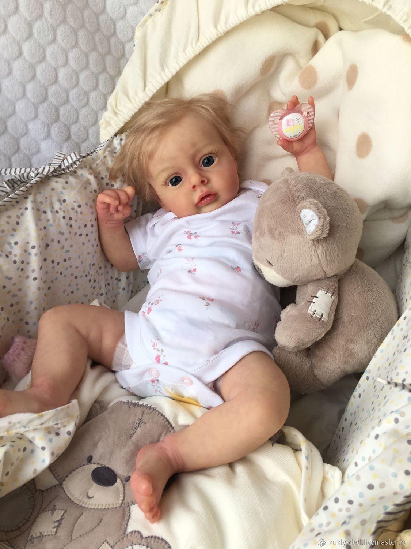 Кукла реборн Хлоя ВОЗМОЖЕН ПОВТОР!!!!, Куклы Reborn, Королев,  Фото №1