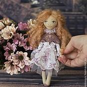 Куклы и игрушки ручной работы. Ярмарка Мастеров - ручная работа Мила. Текстильная интерьерная кукла.. Handmade.
