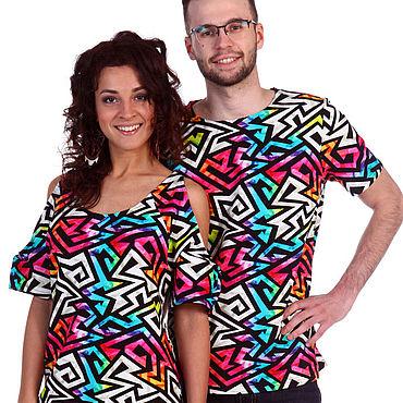 Clothing handmade. Livemaster - original item T-Shirt