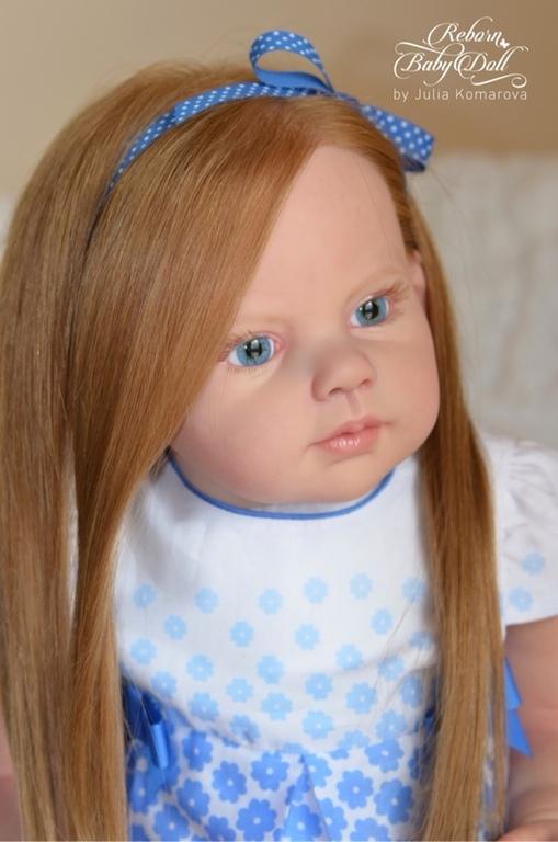 Куклы-младенцы и reborn ручной работы. Ярмарка Мастеров - ручная работа. Купить Луиза. Handmade. Реборн, Стеклогранулят, стекло лауша