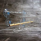 Дача и сад handmade. Livemaster - original item Bird feeders on suction cups