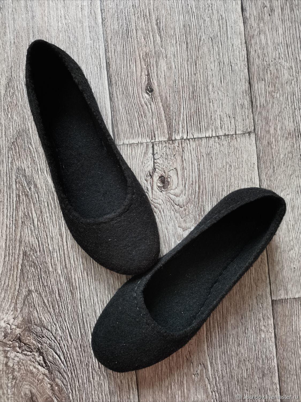 Ballet shoes ' Night', Shoes, Liski,  Фото №1