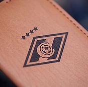 Канцелярские товары ручной работы. Ярмарка Мастеров - ручная работа Обложка для паспорта с Вашим рисунком. Handmade.