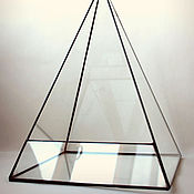 Цветы и флористика handmade. Livemaster - original item The Floriana. Geometric Floriana Pyramid. Vase for Floriana.. Handmade.