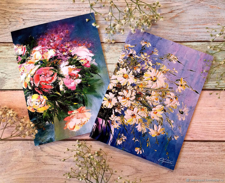 Скучай, интернет-магазин авторских открыток