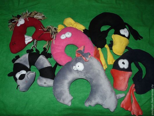 Текстиль, ковры ручной работы. Ярмарка Мастеров - ручная работа. Купить Подушка-игрушка. Handmade. Подушка для авто, подушка-игрушка
