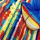 Текстиль, ковры ручной работы. Плед для взрослых и детей. EVa (Лавка Чудес). Интернет-магазин Ярмарка Мастеров. Плед, подарок