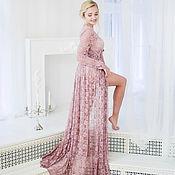 Одежда handmade. Livemaster - original item Dress boudoir lace dress. Handmade.