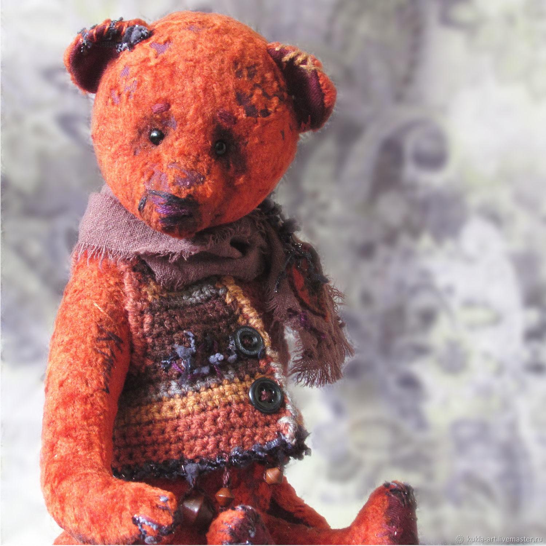 Otso - a bear, Teddy Bears, Monchegorsk,  Фото №1