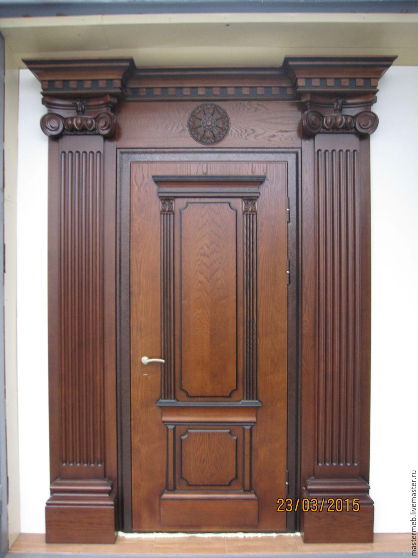 ребенок колонны деревянные для дверных проемов фото образ