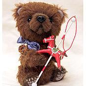 Куклы и игрушки ручной работы. Ярмарка Мастеров - ручная работа Тедди мишка Пончик. Handmade.